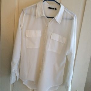 NWOT The Great White Shirt APT. 9